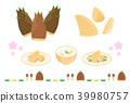 죽순, 식자재, 요리 재료 39980757