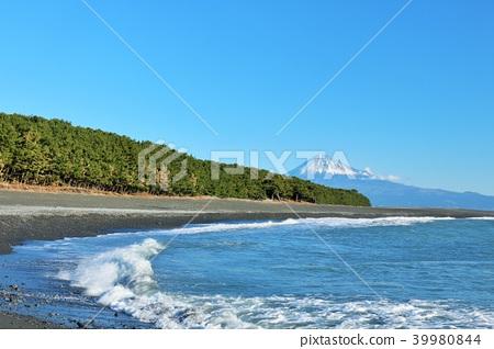 富士山 海 大海 39980844