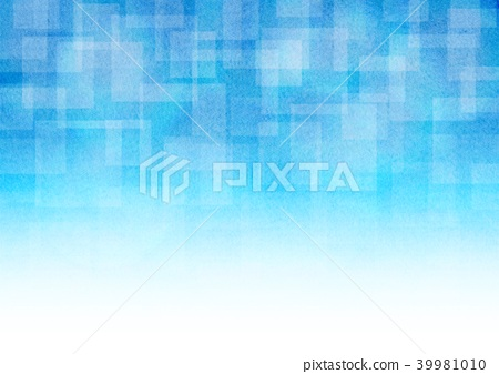 Summer image square blue texture - Stock Illustration [39981010 ...