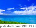海洋 海 蓝色的水 39981933