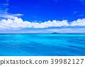 宫古岛的宫古岛。从池田桥看到的风景 39982127