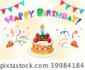 生日 卡片 庆祝 39984184