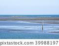 mudflat, tideland, matsusaka 39988197