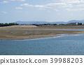 mudflat, tideland, matsusaka 39988203