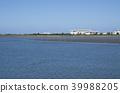 mudflat, tideland, matsusaka 39988205