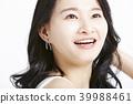 人物 肖像 女生 39988461