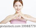 人物 肖像 女生 39988779