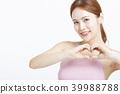 人物 肖像 女生 39988788