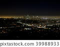 洛杉磯夜視圖 39988933