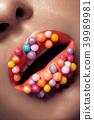 嘴 棒棒糖 糖果 39989981