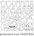 服裝 衣服 衣物 39997665