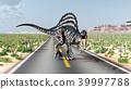 Spinosaurus on Route 66 39997788