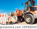 construction, worker, site 39998040