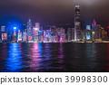 """""""香港""""港島夜景 39998300"""