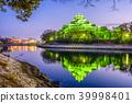 Okayama Castle, Japan 39998401