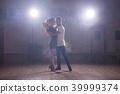 beauty couple dancing social danse kizomba or bachata or semba or taraxia 39999374