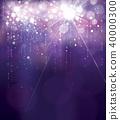 violet, background, lights 40000300