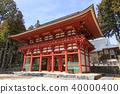 和歌山县,高野山,公峰寺,Nakamon 40000400