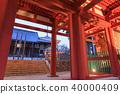koya山 中央入口 庙宇 40000409