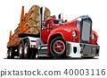 vector logging cartoon 40003116