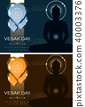 Abstract of Vesak Day 40003376