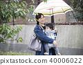 ฝนตกดูแลเด็ก 40006022
