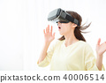 VR สวมแว่นตาความจริงเสมือน VR ความจริงเสมือนเทคโนโลยีล่าสุดเสมือนจริง 40006514