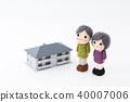 인형, 주택모형, 주택 모형 40007006