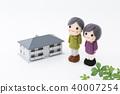 인형, 주택모형, 건물 40007254
