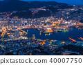 夜景 长崎 城市景观 40007750