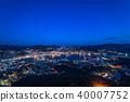 """""""长崎县""""夜景日本的稻佐山,三大夜景 40007752"""