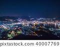 夜景 长崎 城市景观 40007769