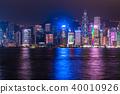 """""""香港""""夜景香港 40010926"""