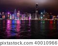 """""""香港""""夜景香港 40010966"""