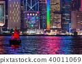 香港 樓宇密集區 建築面積 40011069