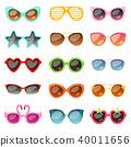 glasses eyeglasses vector 40011656