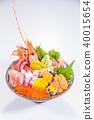 生鱼片 刺身 食物 40015654