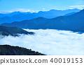 ทะเลหมอก,ทะเลเมฆ,ท้องฟ้าเป็นสีฟ้า 40019153