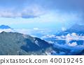 ทะเลหมอก,ทะเลเมฆ,ท้องฟ้าเป็นสีฟ้า 40019245