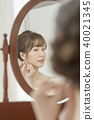 女性化妆 40021345