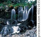 Waterfall, water, water stream, 40021635