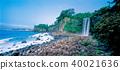Waterfall, water, water stream, 40021636