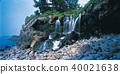 Waterfall, water, water stream, 40021638