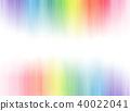 background, rainbow, blur 40022041