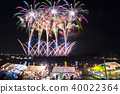 【Ibaraki Prefecture】 Joso Kano River Fireworks Festival 40022364