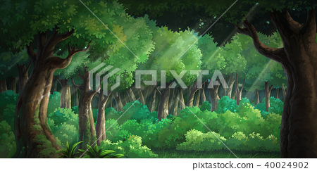 Picture painted in deep forest green 40024902