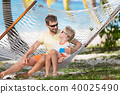 family, vacation, sitting 40025490