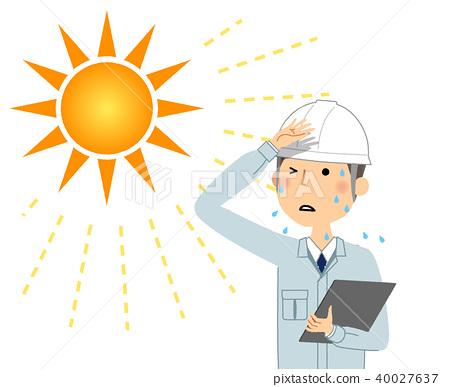 On-site supervisor Sun 40027637