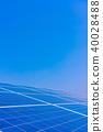 태양광 패널, 솔라 패널, 태양 전지판 40028488