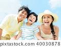 家庭 家族 家人 40030878